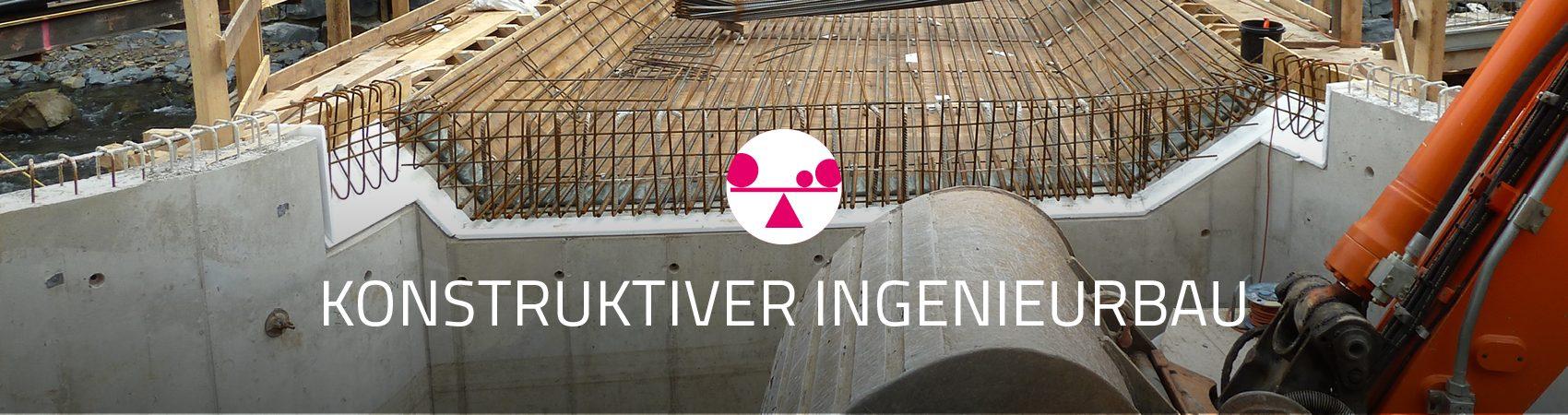 Konstruktiver Ingenieurbau - Projektwerk