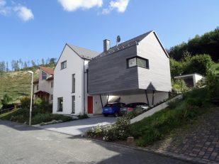 Projektwerk Ingenieurgesellschaft mbH - Referenzen - Wohnhaus Eschenbach